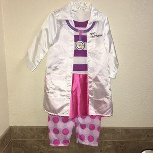 Disney Dic McStuffins Costume